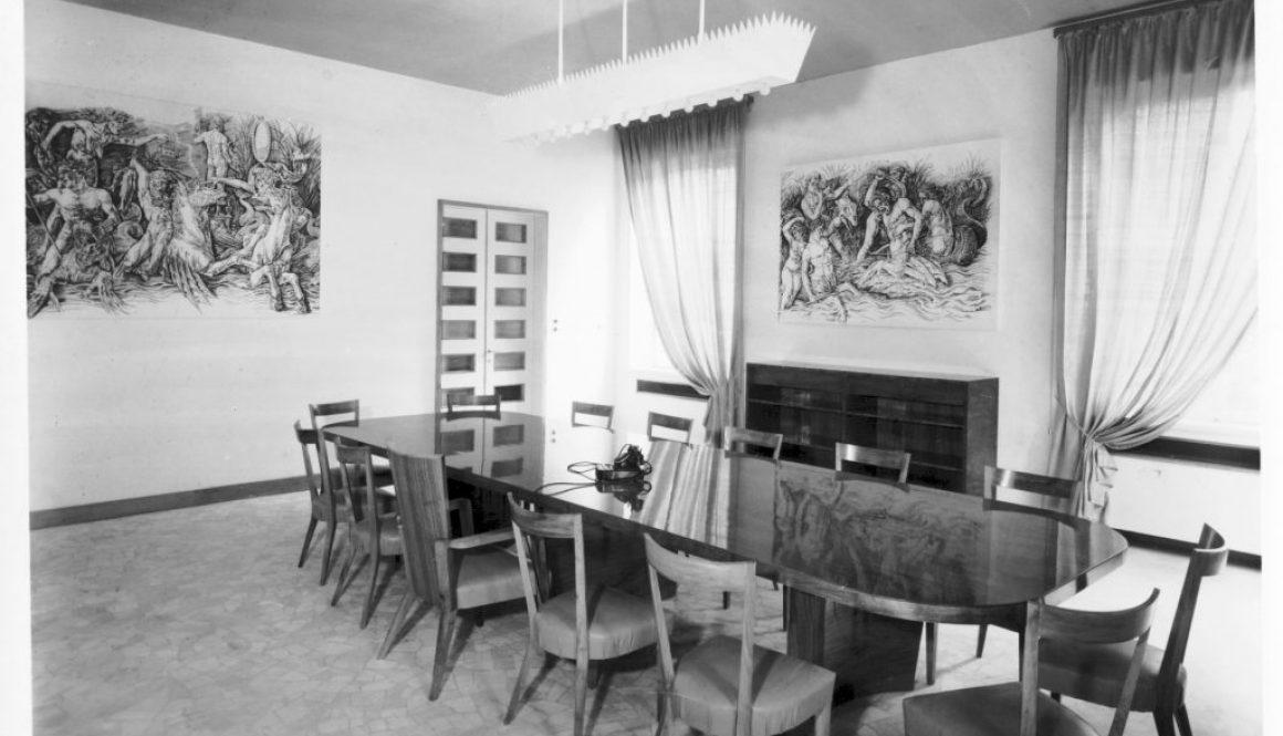 Sala a Palazzo Liviano