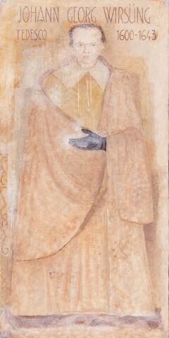 Il restauro della tela di Georg Wirsung è stato sostenuto dall'Ordine dei Medici Chirurghi e degli Odontoiatri della provincia di Padova