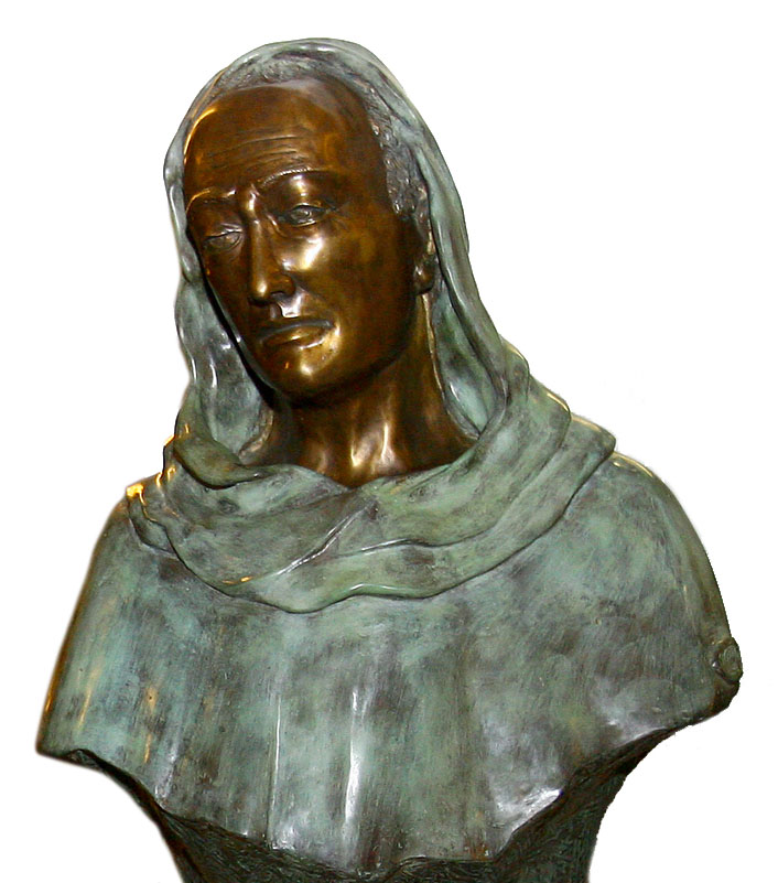 Busto di Bruno di Longobucco