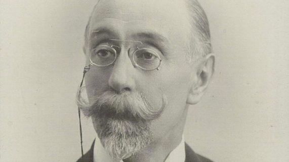Carlo Francesco Ferraris, rettore 1891-1896