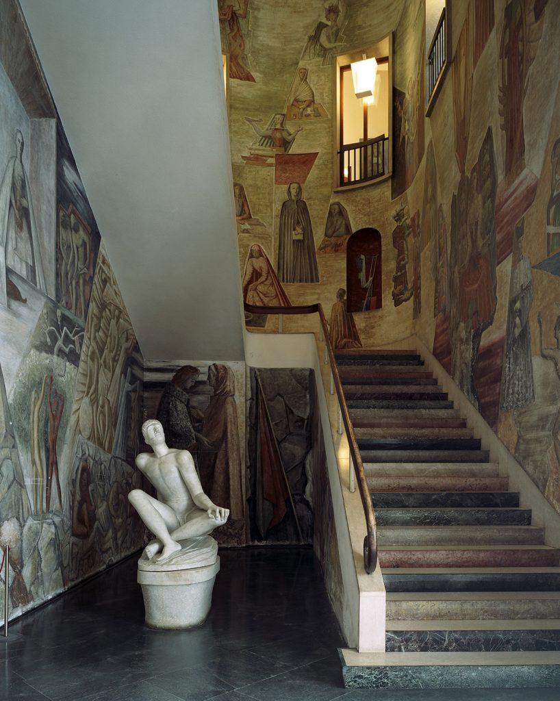 Palinuro, Palazzo Bo
