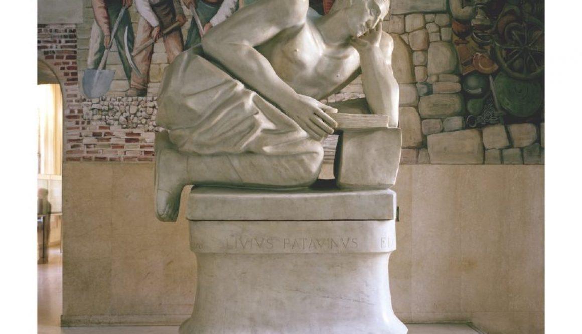 """Scultura """"Tito Livio"""", di Arturo Martini"""