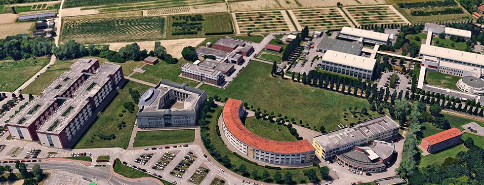 THE NEW AGRIPOLIS CAMPUS
