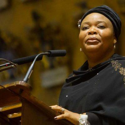 Leymah Gbowee, premio Nobel per la pace 2011