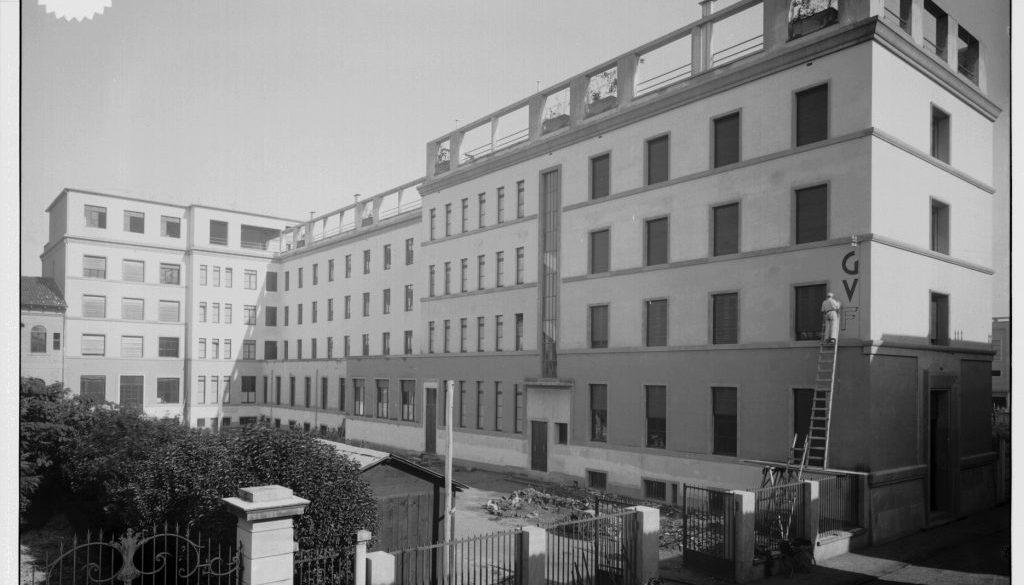 Casa dello studente Arnaldo Fusinato, 195o circa