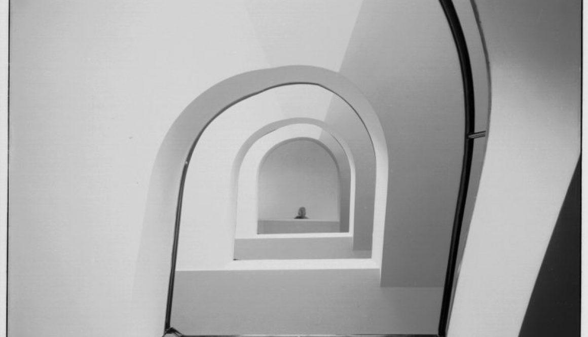 Casa dello studente Principe di Piemonte - scale