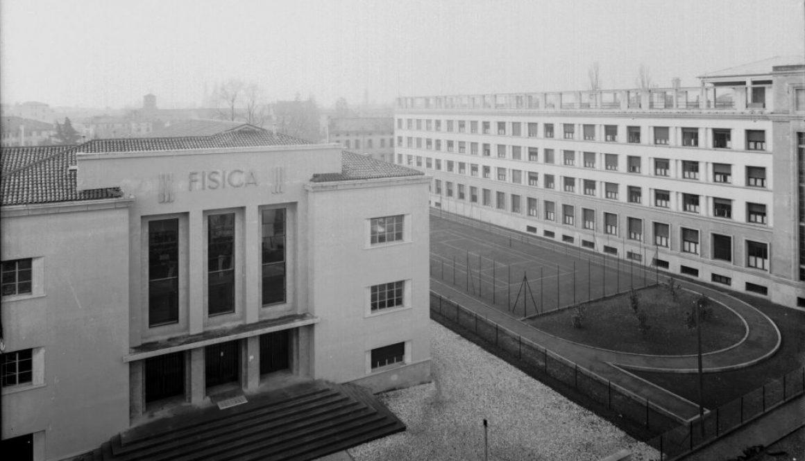 Istituto di Fisica e Casa dello studente