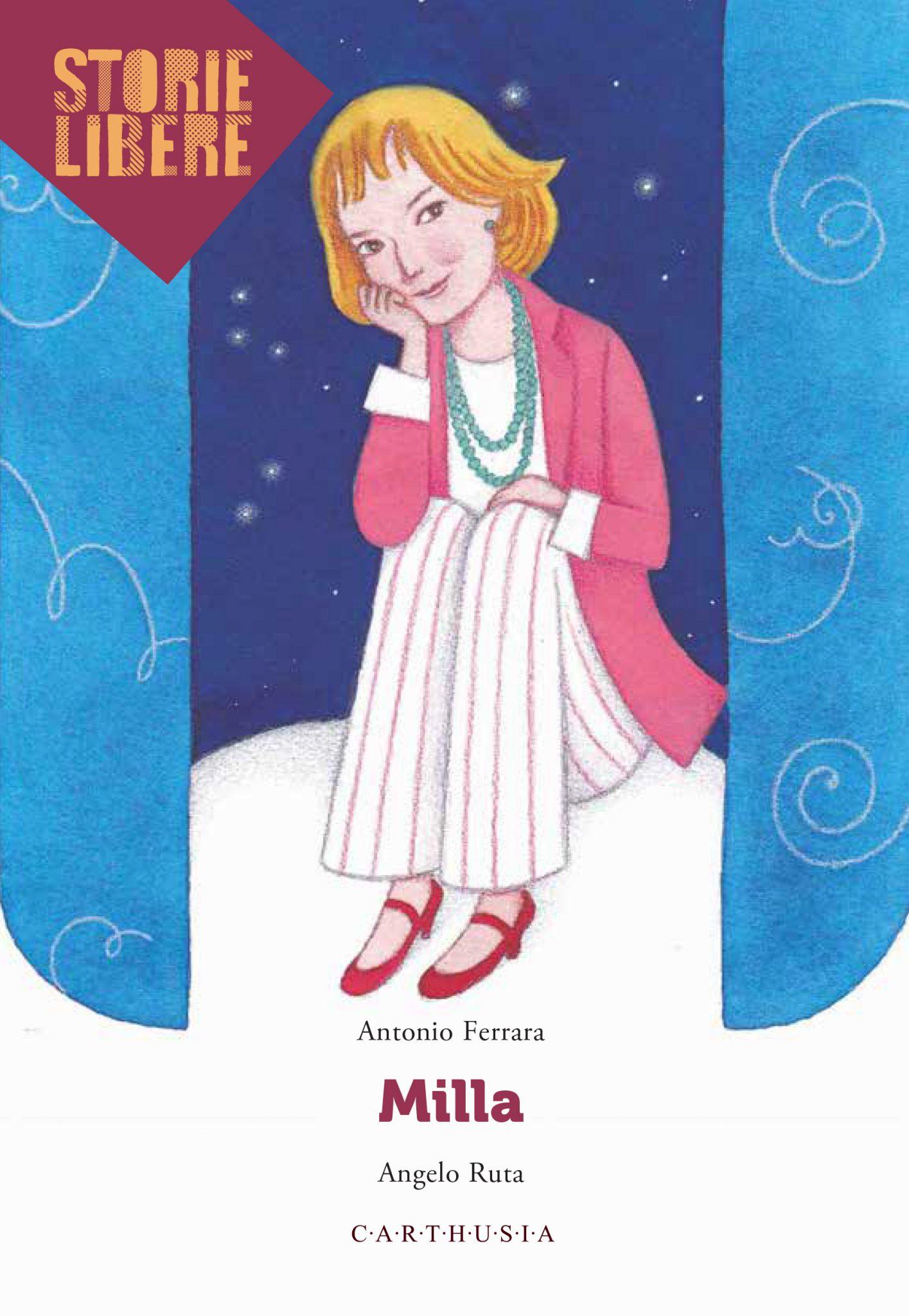 Milla - Copertina
