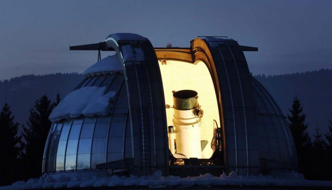 Osservatorio astrofisico di Asiago, interno