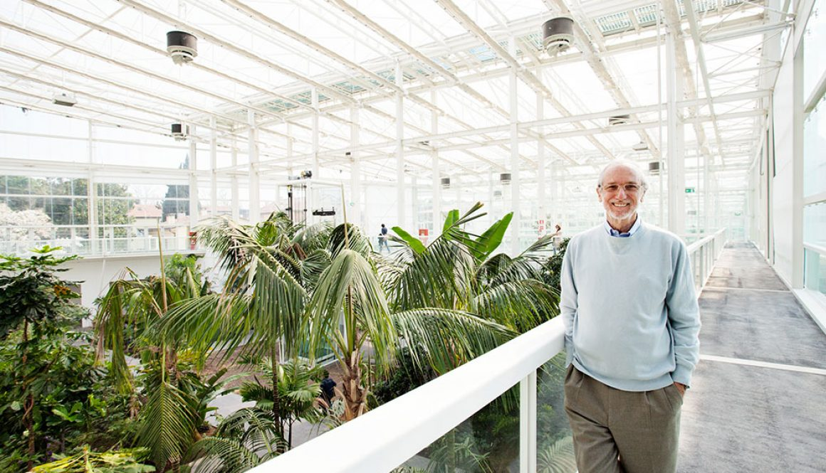 L'architetto Renzo Piano, 2015