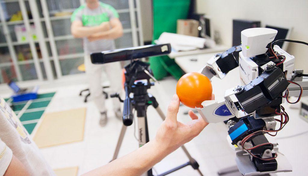 Laboratorio di ingegneria - Robotica