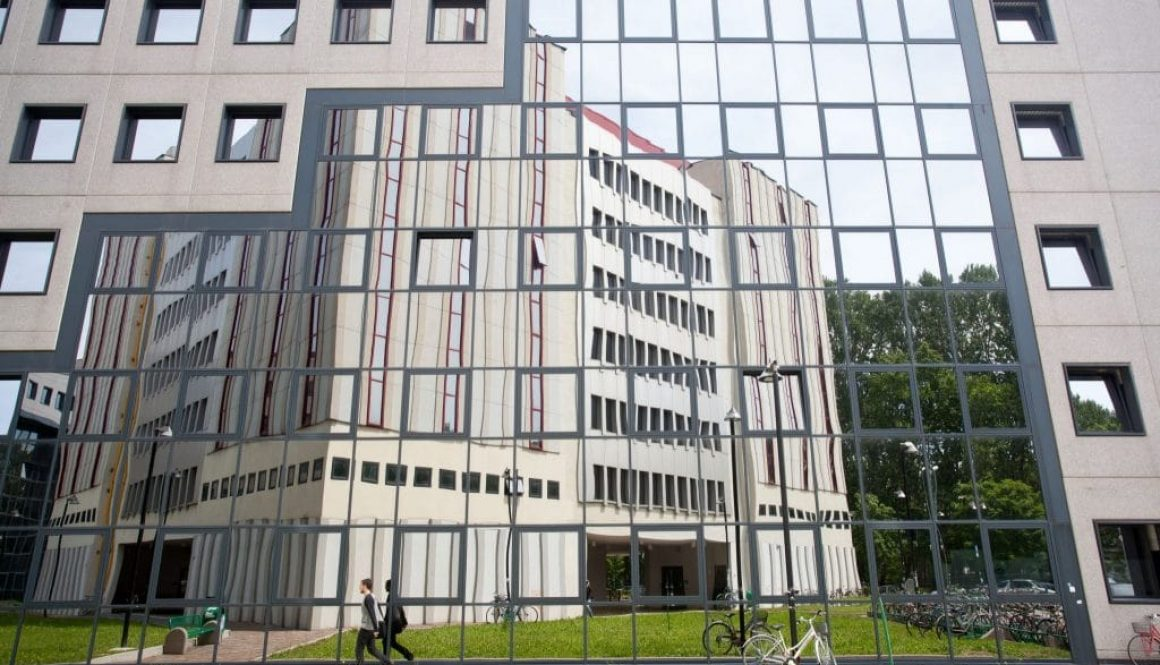 Torre Archimede, Dipartimento di matematica