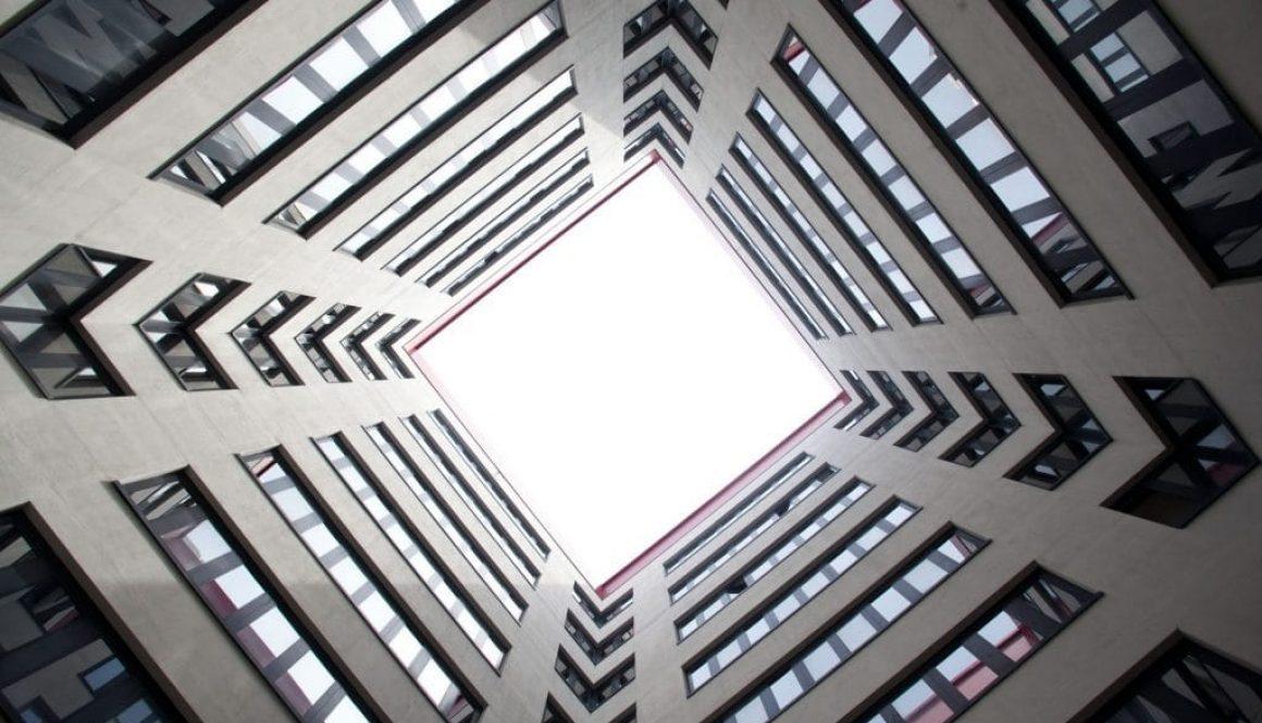 Torre Archimede, interni