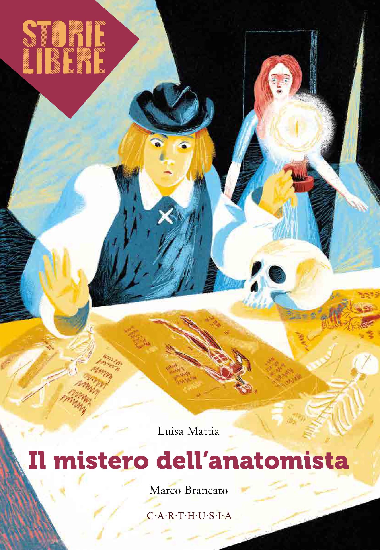 Il mistero dell'anatomista 1