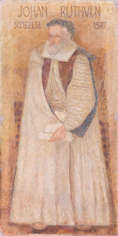 Il restauro della tela di Joahn Ruthven è stato sostenuto dall'Ordine Interprovinciale dei Chimici e Fisici del Veneto