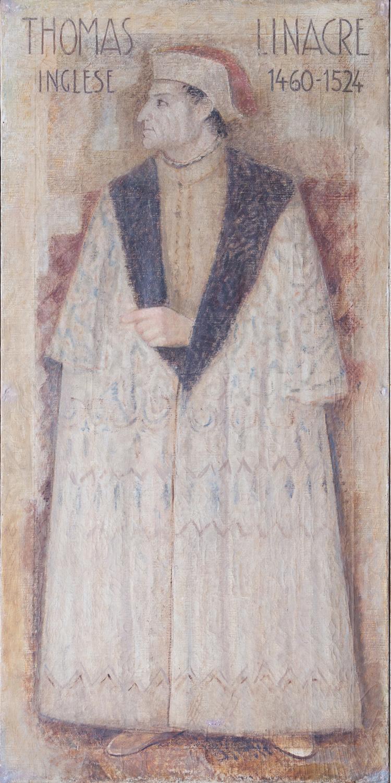 Il restauro della tela di Linacre Thomas è stato sostenuto da Pettenon Cosmetics