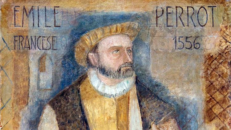 Emile Perrot
