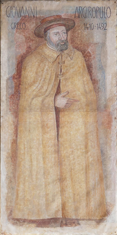 Il restauro della tela di Giovanni Argiropulo è stato sostenuto dalla Comunità Storica dei Greci Ortodossi in Venezia