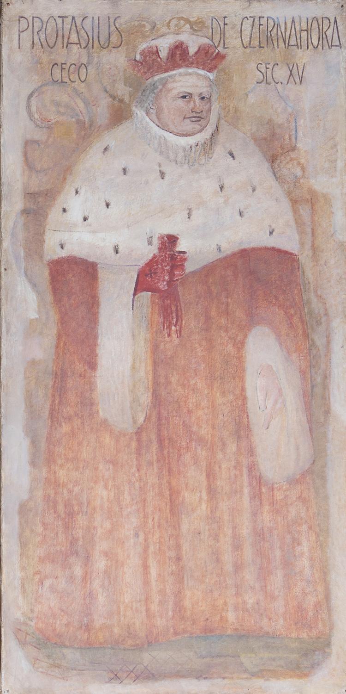 Il restauro della tela di Tas Cernohorsky z Boskovic è stato sostenuto da Schiavon Sistemi Srl