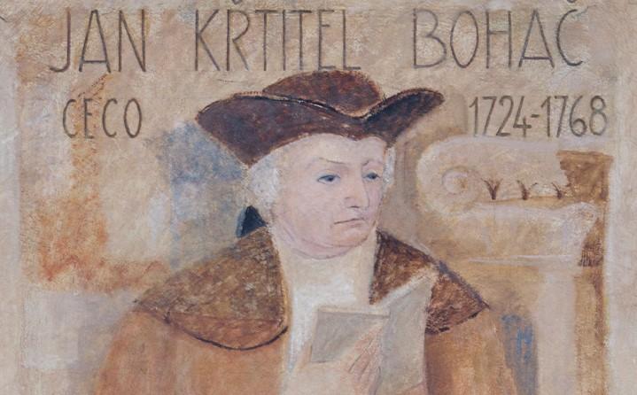 Jan Krtitel Boháč