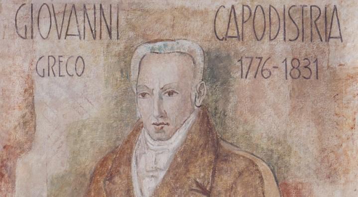Giovanni Antonio Capodistria