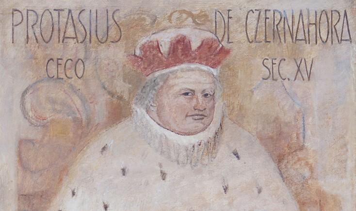 Tas Cernohorsky z Boskovic