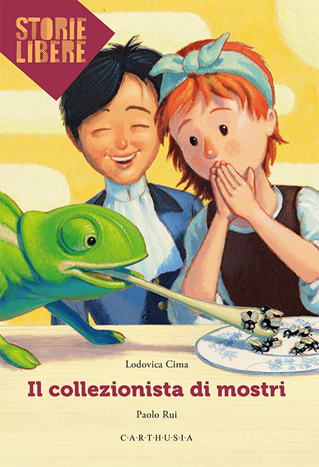 Il collezionista di mostri - copertina