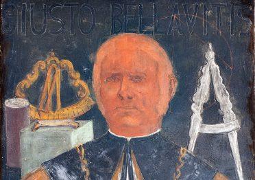 Giuseppe Santomaso, ritratto di Giusto Bellavitis
