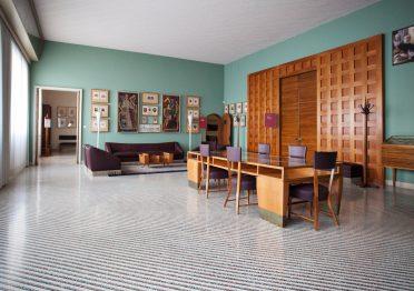 Palazzo Bo novecentesco rettorato_circolo