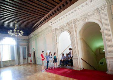 Sede della Scuola Galileiana