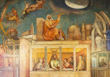 "Ferruccio Ferrazzi, ""Galileo Galilei"""